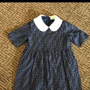 Kids Fendi Dress